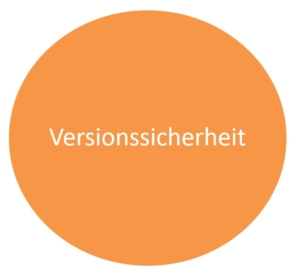 Versionssicherheit